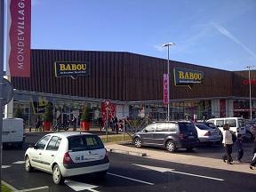 Babou Centre Commercial Mondevillage